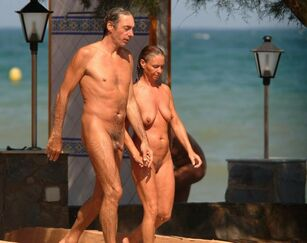 nudist swinger resort
