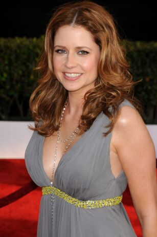 jenna fischer swimsuit
